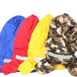 jacketa impermeabila westie