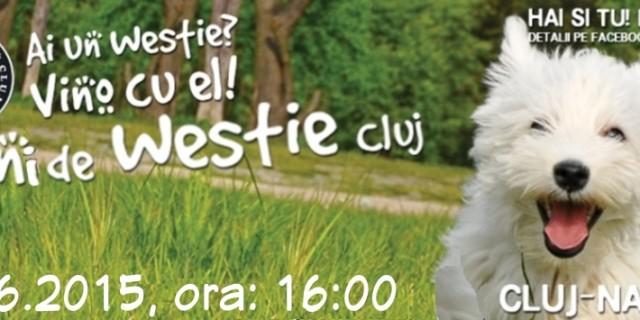 Intalnirea Aniversara 2 Ani Westie Cluj